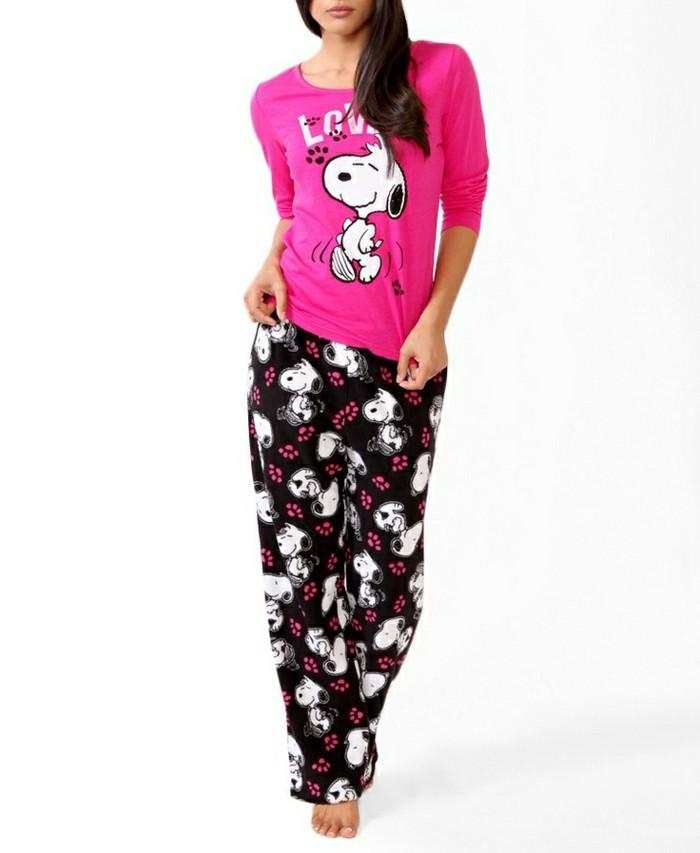 2-pyjama-femme-etam-pyjama-pilou-pilou-de-couleur-rose-comment-choisir-son-pyjama