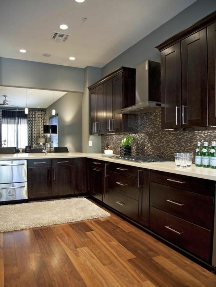 Comment repeindre une cuisine id es en photos for Quelle couleur pour repeindre des toilettes