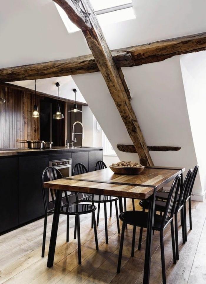 repeindre-les-meubles-de-cuisine-repindre-cuisine-chene-marron ...
