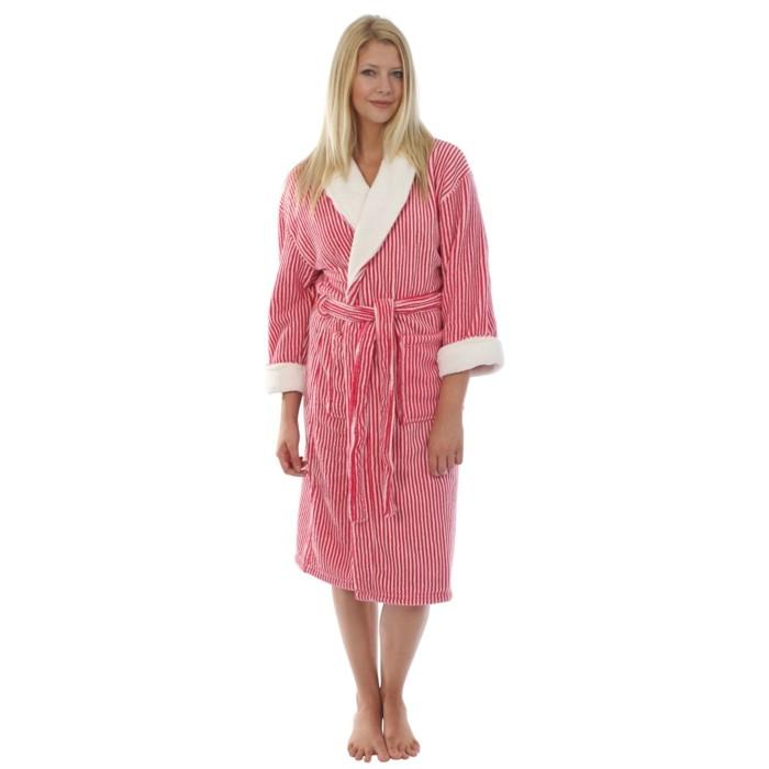 robe de chambre chaude pour femme nanxsontm robe de chambre peignoir uni hiver en flanelle. Black Bedroom Furniture Sets. Home Design Ideas