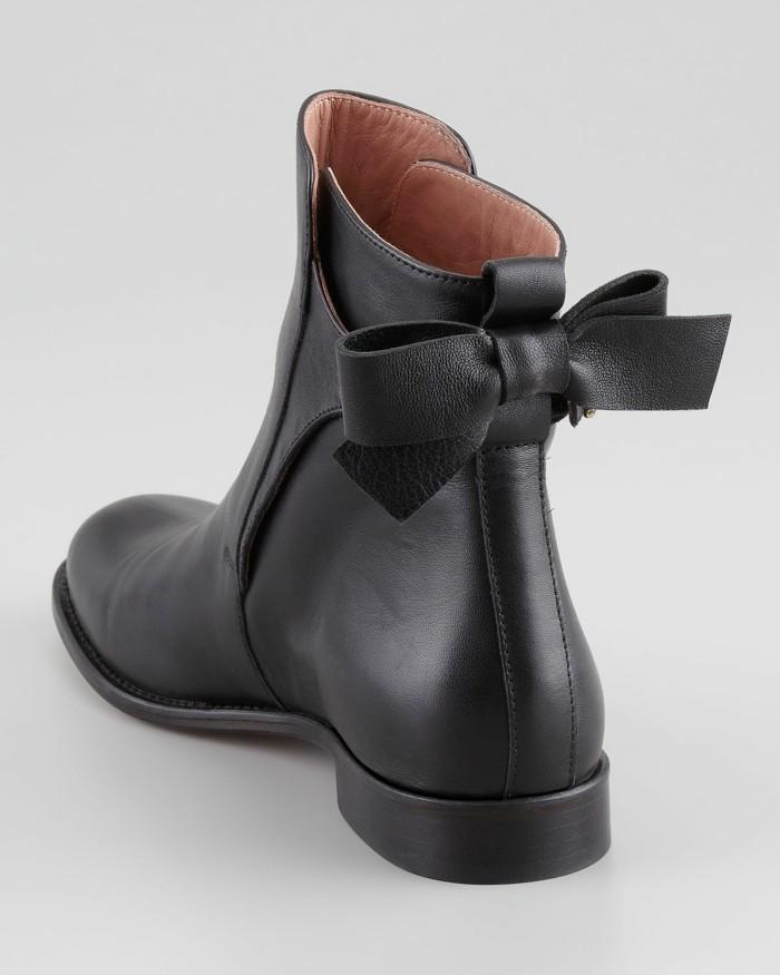 f8e20f0546a8 Boots noir cuir femme - L empire des chaussures