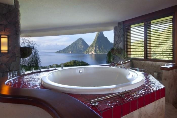 belle chambre avec jacuzzi privatif 40 id233es romantiques