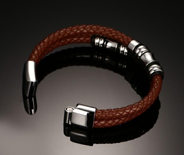 Bracelet-acier-homme-cuir-bracelet-homme-luxe-resized