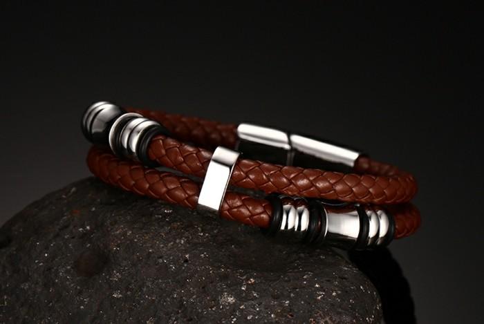 Bracelet-cuir-bracelet-homme-cuir-gourmette-resized