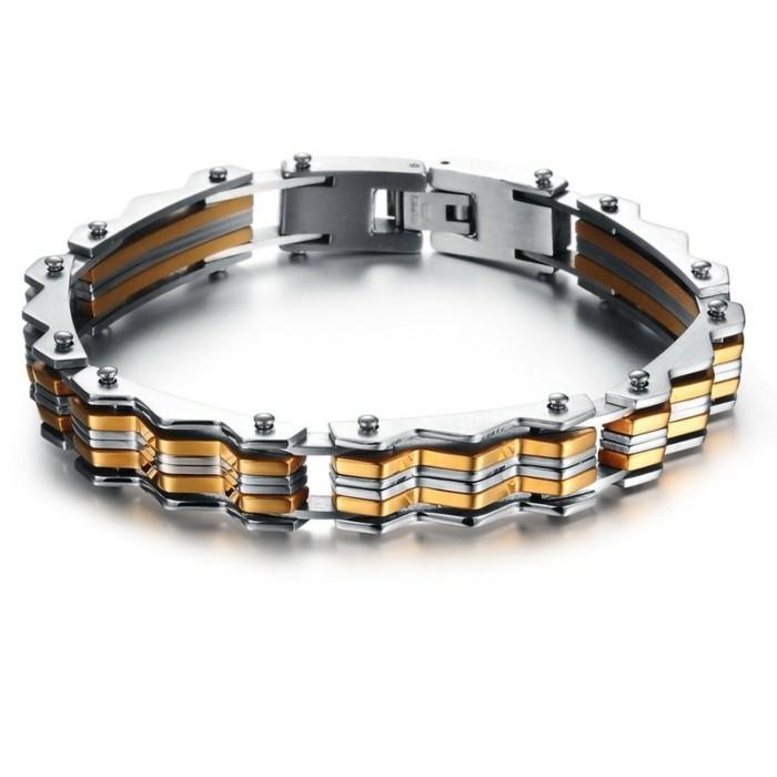 Bracelet-homme-luxe-acier-cuir-resized