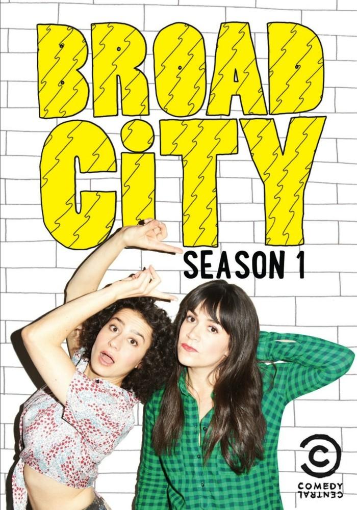 Broad-City-1-seson-voir-les-séries-américaines-nouvelles