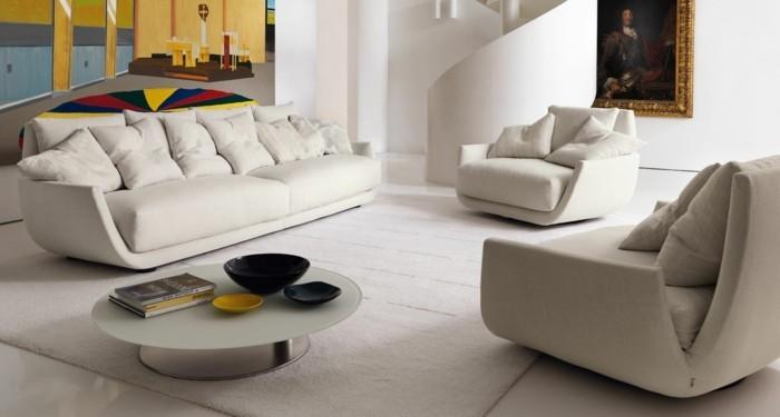 Canapé-d-angle-relaxation-idées-comment-amenager-son-salle-de-séjour-moderne