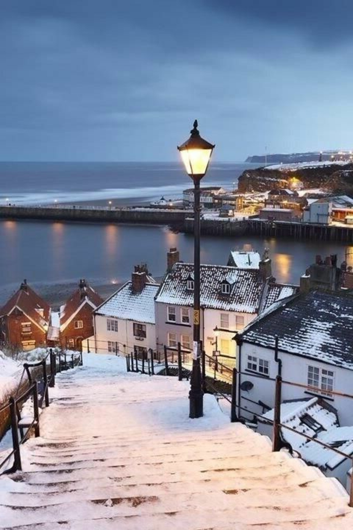 Le paysage d 39 hiver en 80 images magnifiques for Ecran photo