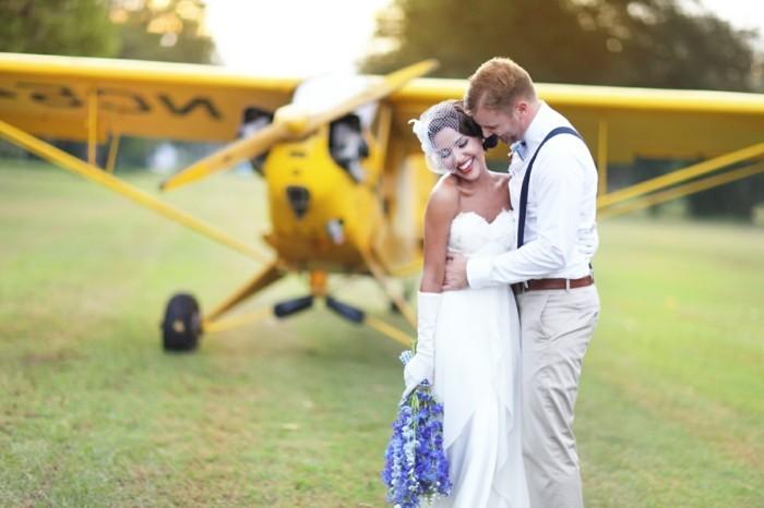 Formidable-robe-mariée-robe-mariage-années-50-s-inspiration-avion