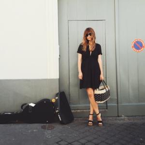 La robe noire chic - 45 modèles que l'on rêve d'avoir