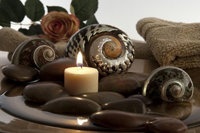 Galets-décoratifs-bougies-pour-la-maison-idées