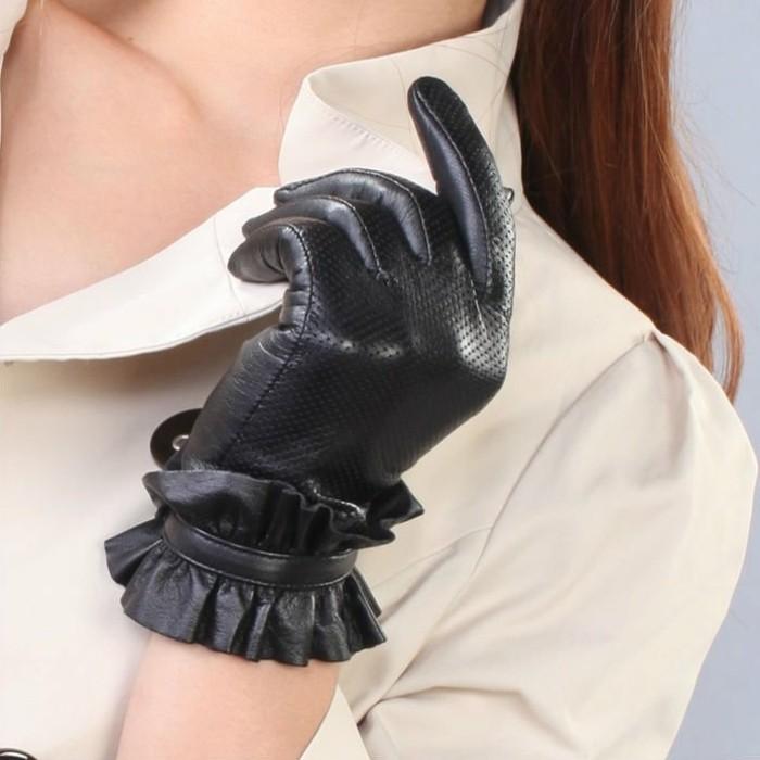 Gants-en-cuir-femme-homme-conduite-luxe-moto-mitaines-noirs-resized