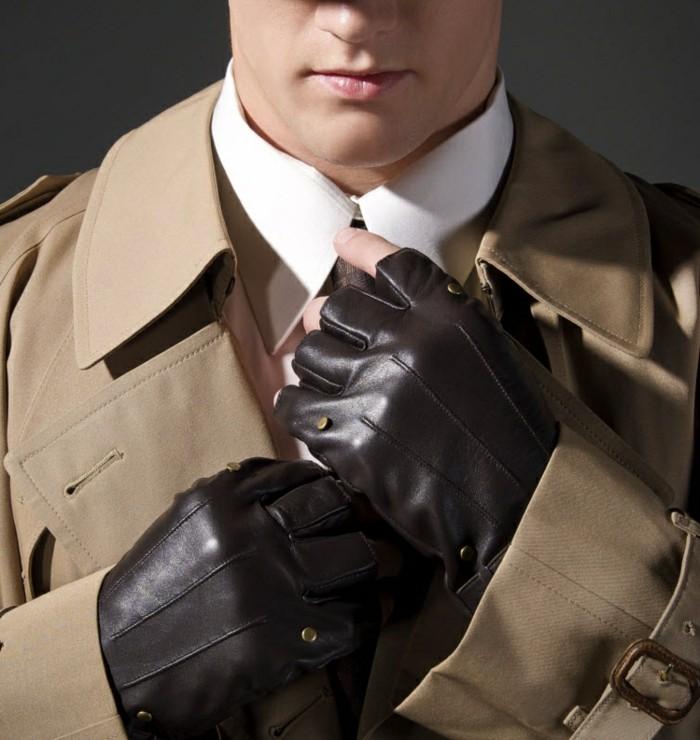 Gants-en-cuir-femme-homme-luxe-conduite-moto-mitaines-brun-mitaine-cuir-homme