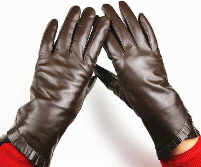 Gants-en-cuir-homme-de-luxe-bruns-femme-rouge-sombres-gants-pecari