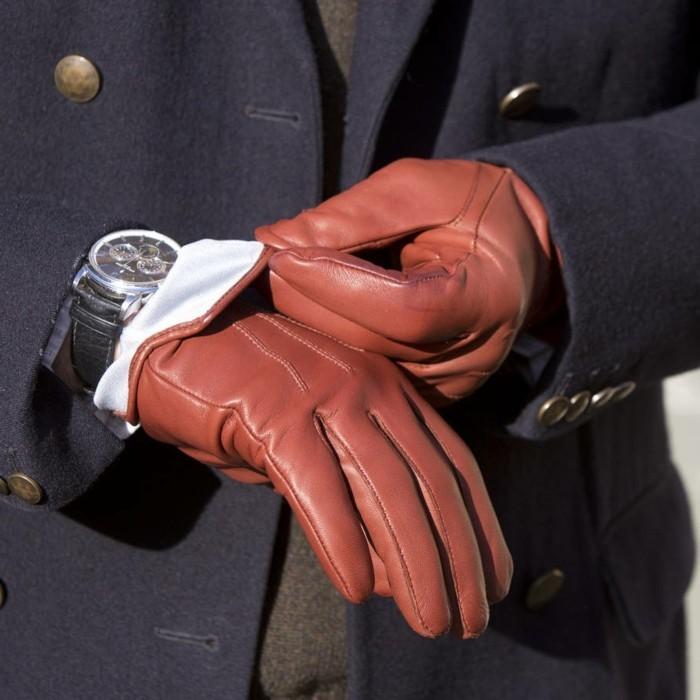 Gants-en-cuir-mitaines-conduite-moto-voiture-noirs-bruns-femme-homme-gants-pecari