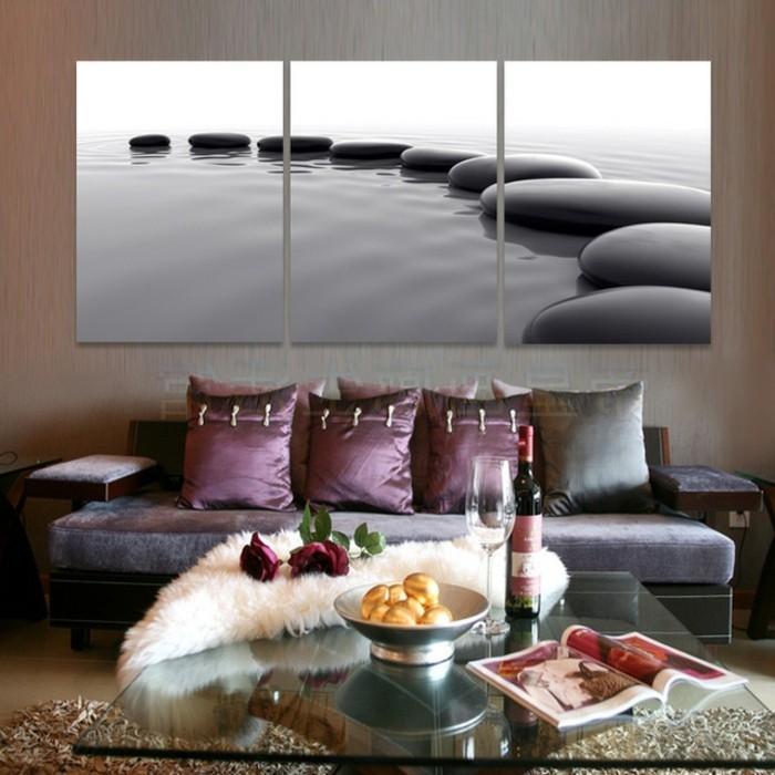 Idées-peintures-galets-décoratifs