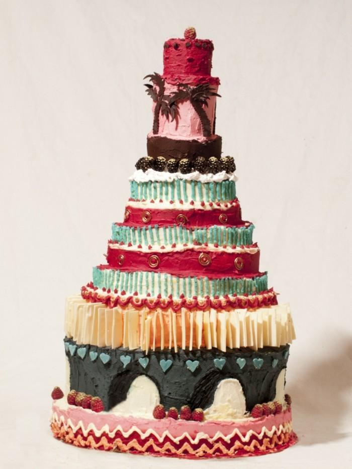 Incroyable-image-de-gâteau-d-anniversaire-image-de-gateau-palmes