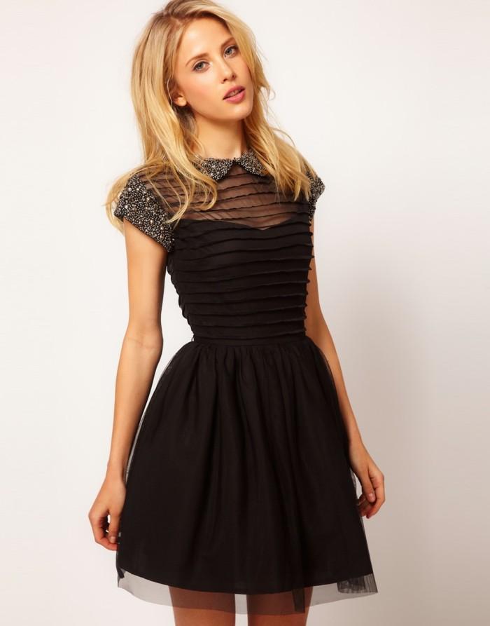 Je-veux-avoir-la-robe-bustier-robe-patineuse-moderne-beau-collar