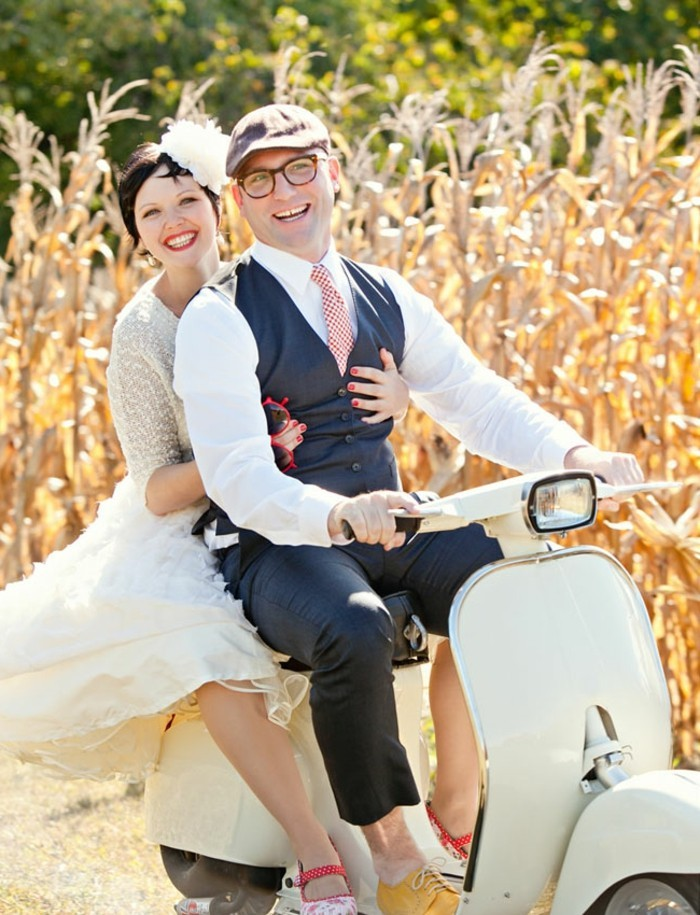 Marriage-de-reve-robe-de-mariee-dentelle-robe-de-mariée-toulouse-vespa