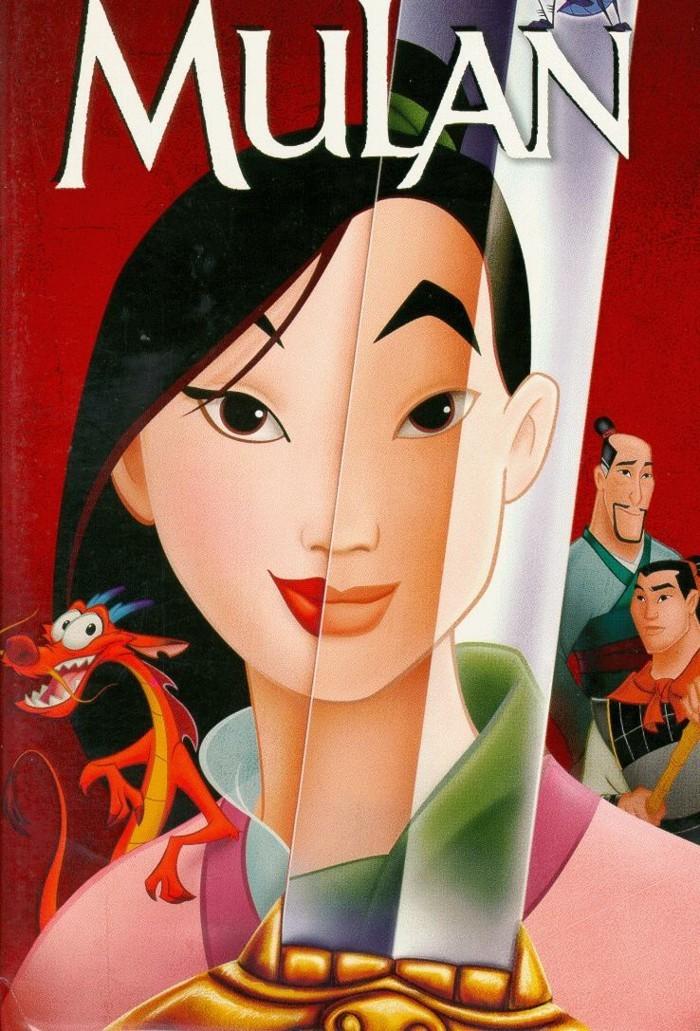 Mulan-meilleurs-dessins-animés-walt-disney-enfant-liste