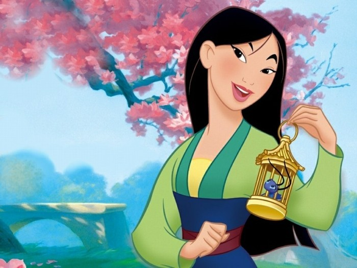 Mulan-meilleurs-dessins-animés-walt-disney-enfant-récent