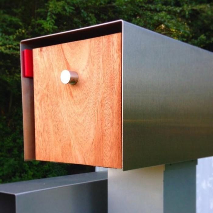 Recevoir-lettre-boites-aux-lettres-design-serrure-boite-aux-lettres-cube