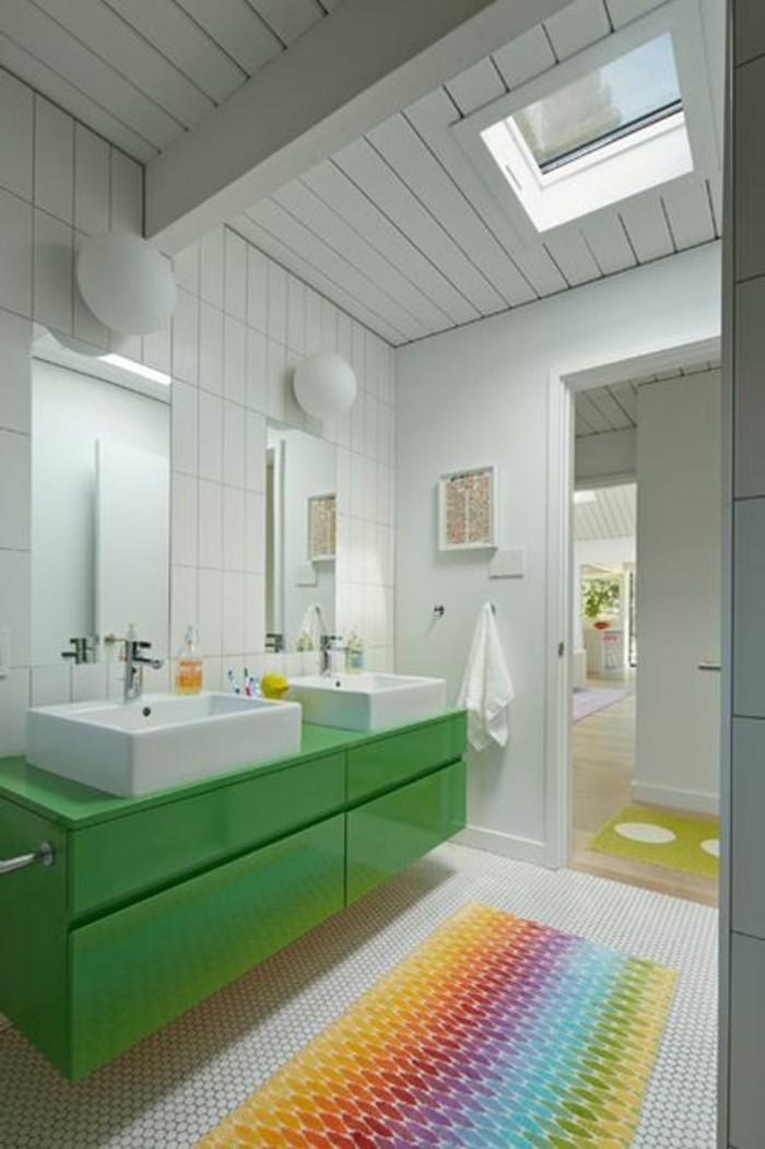 Salle-de-bain-tapis-antidéparant-tapis-de-douche