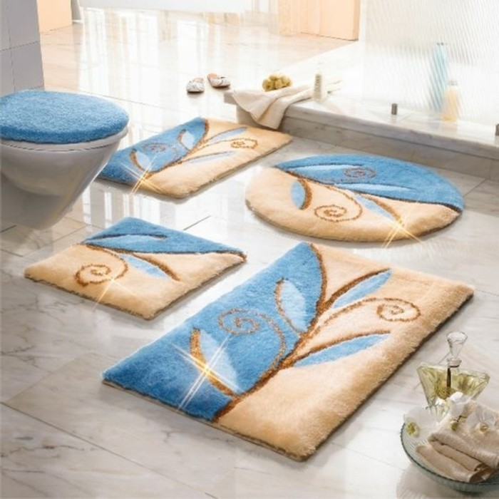 tapis de bain antidéparant