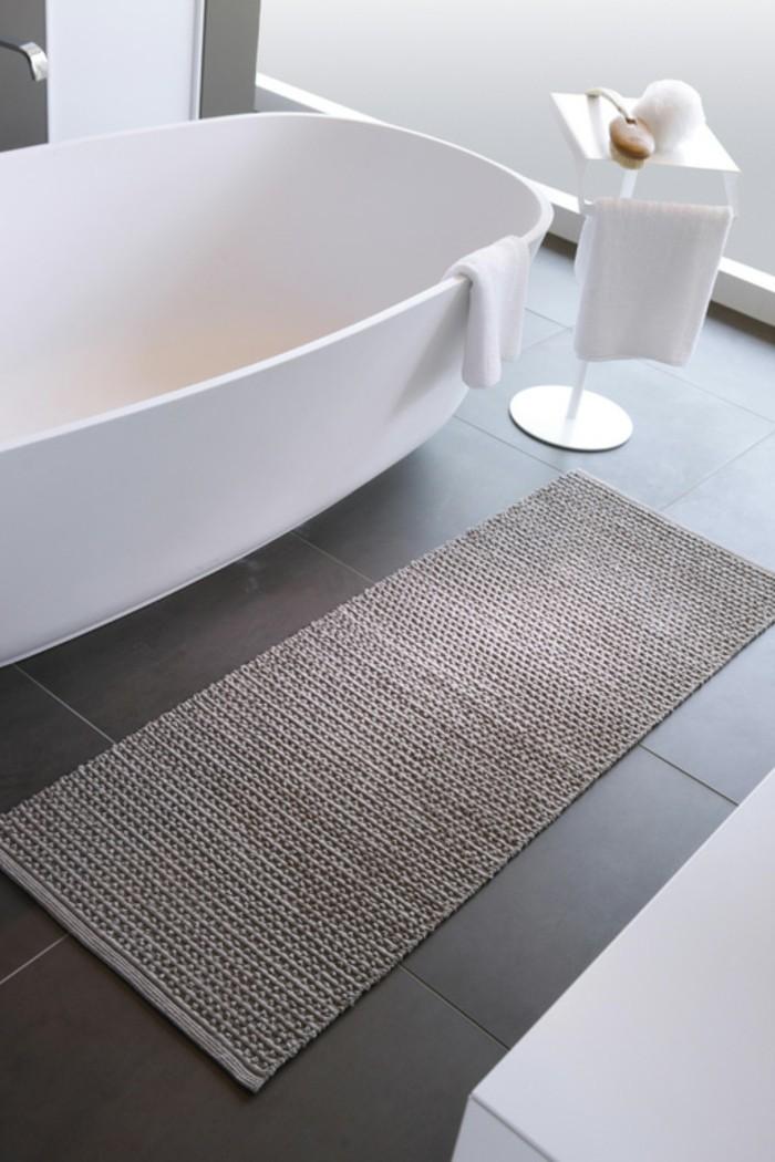 Tapis de bain antid parant - La redoute tapis salle de bain ...