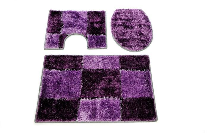 tapis salle de bain noir tapis de salle bain rose pour habiller votre - Tapis De Salle De Bain Rose