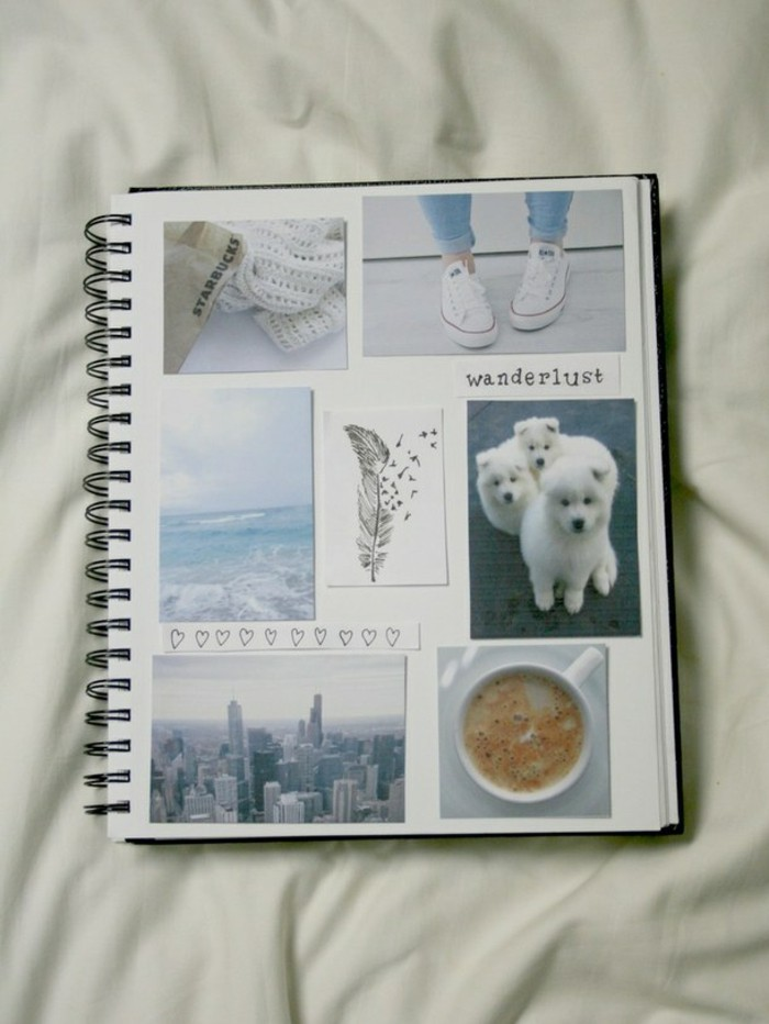 Comment cr er un album photo personnalis - Comment creer un journal ...