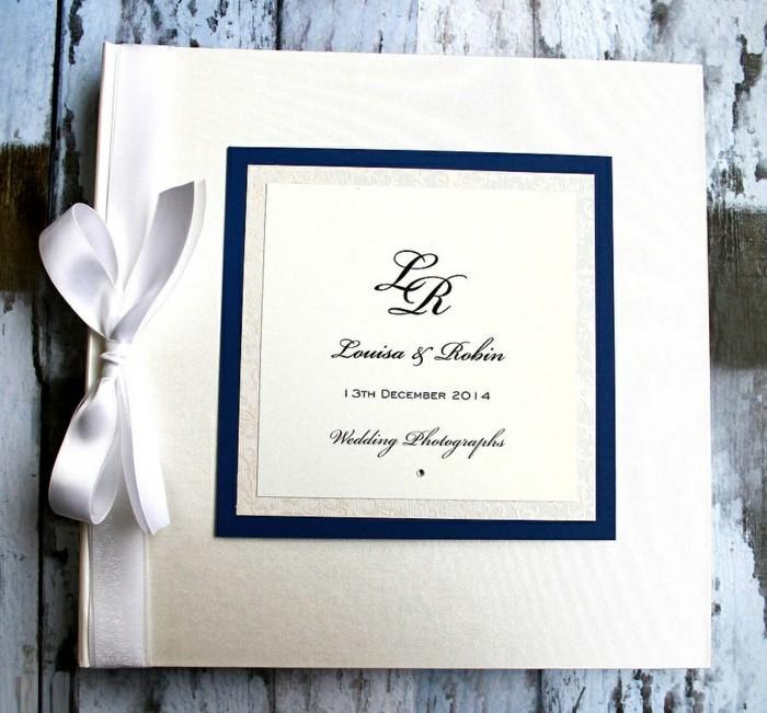 adorable-album-photo-scrapbooking-trop-cool-idée-classique-album-mariage