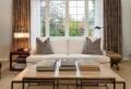 Un canapé vintage pour votre salon moderne