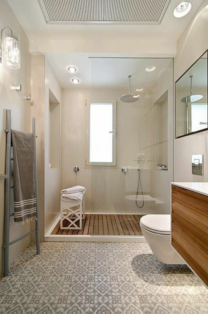 Mille id es d am nagement salle de bain en photos for Idee amenagement salle de bain 6m2