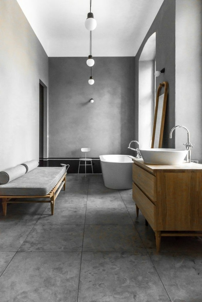 Mille id es d am nagement salle de bain en photos - Amenagement meuble sous evier ...