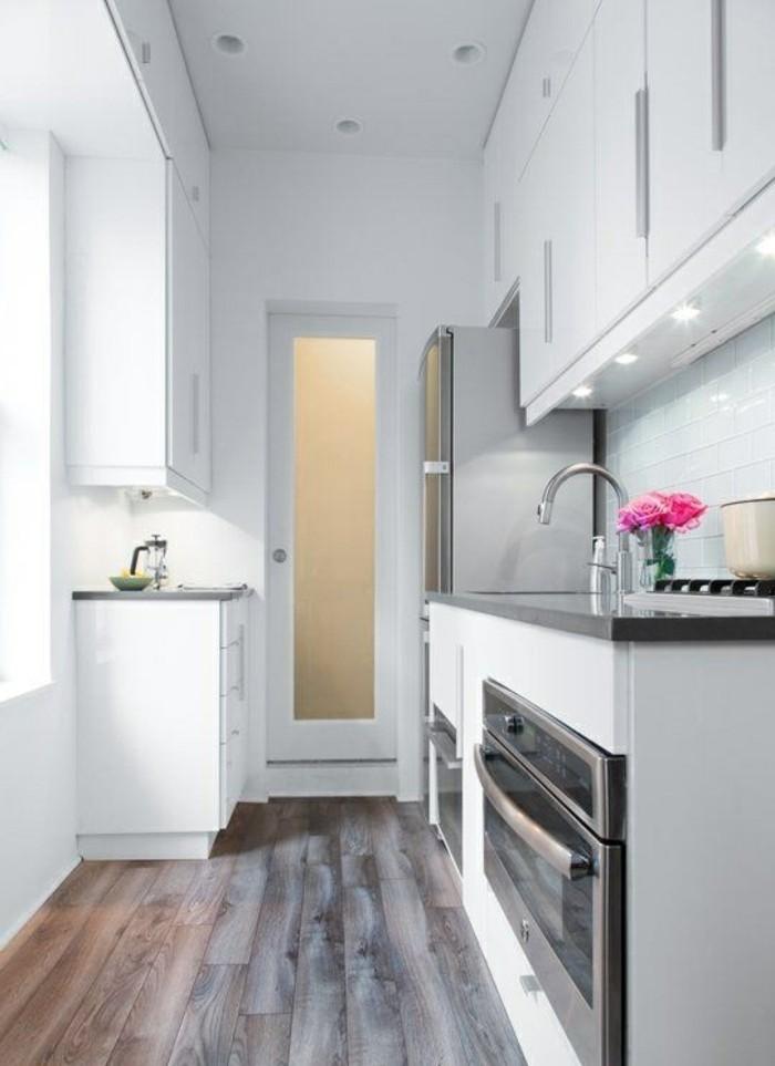 aménager-une-toute-petite-cuisine-comment-aménager-sa-cuisine-couloir