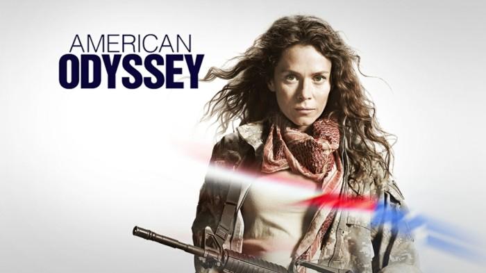 american-odyssey-nouveau-série-américaine