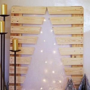 Comment se faire un arbre de noel différent et joli - 49 idées pour votre noel magique
