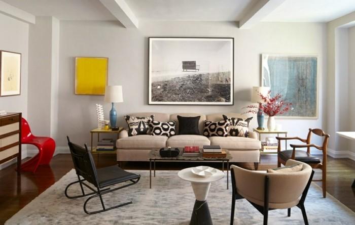 beau-canapé-lin-canapé-sofa-salle-de-séjour-bien-décoré
