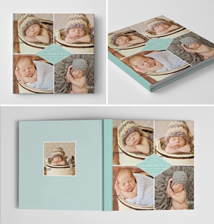 cadre-photo-naissance-album-photo-bebe-fille-album-photo-bébé-garçon