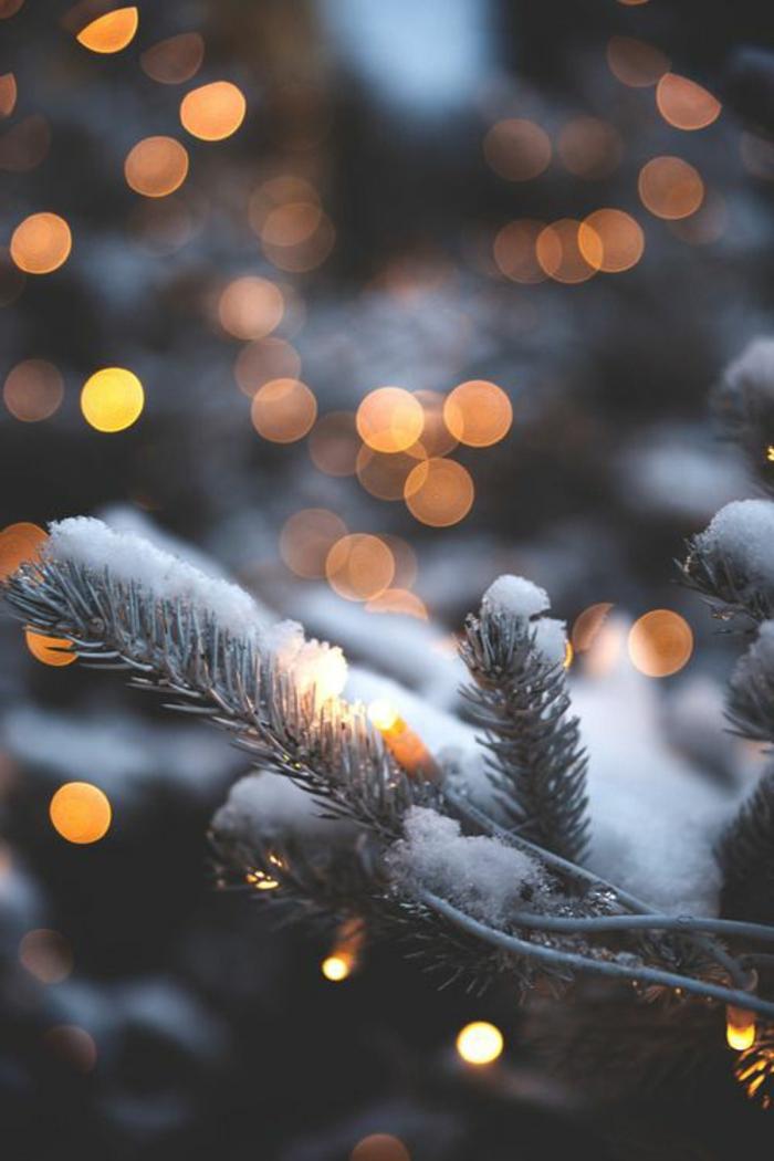 Le paysage d 39 hiver en 80 images magnifiques for Fond ecran noel 2016
