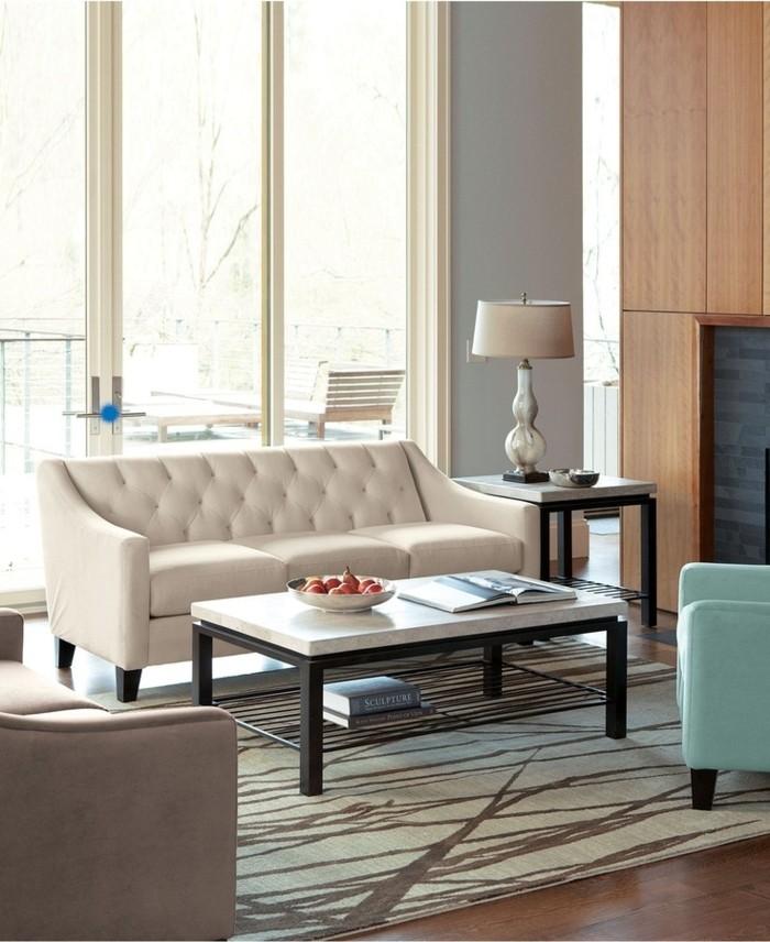 Un canap vintage pour votre salon moderne for Canape sejour