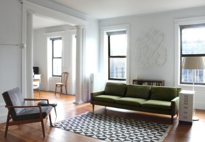 canapé-la-redoute-fly-canapé-canape-vintage-cool-idée-vert-sofa-elegante