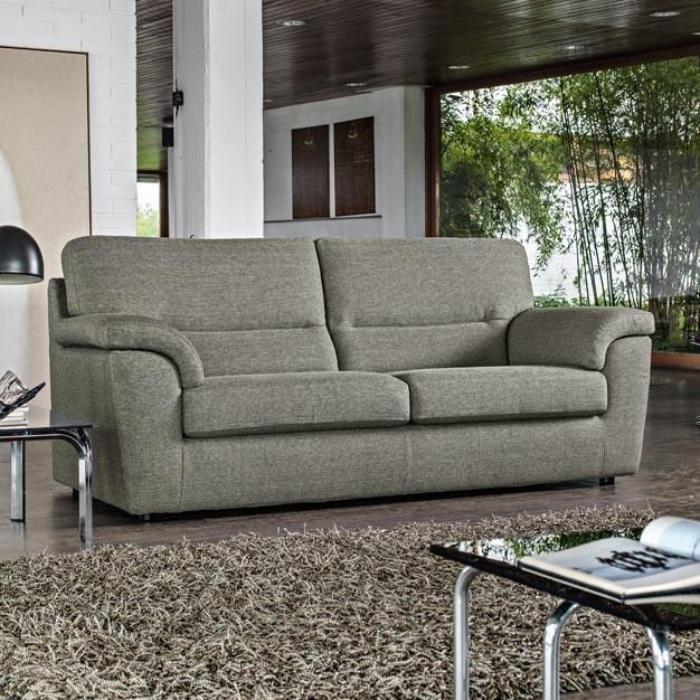 canapé-poltronesofa-canapé-gris-en-textile-deux-places