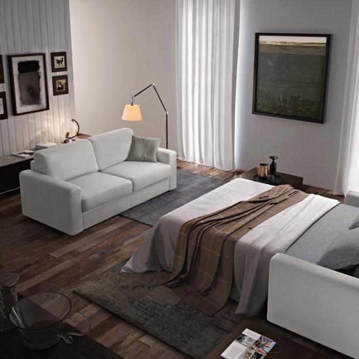 Le canape poltronesofa meuble moderne et confortable for Canapé convertible scandinave pour noël decor de chambre a coucher moderne