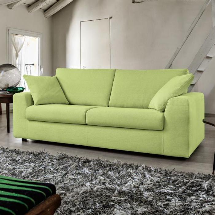 canapé-poltronesofa-deux-assises-et-tapis-gris-moelleux