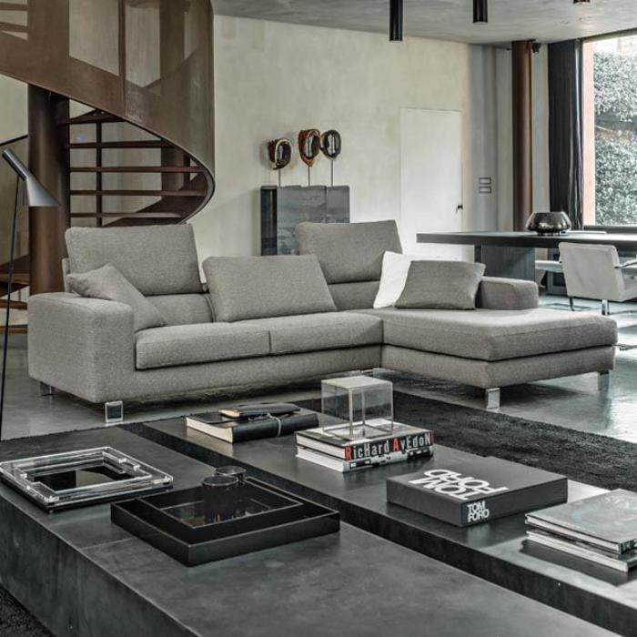 Le canap poltronesofa meuble moderne et confortable - Canape poltron et sofa ...