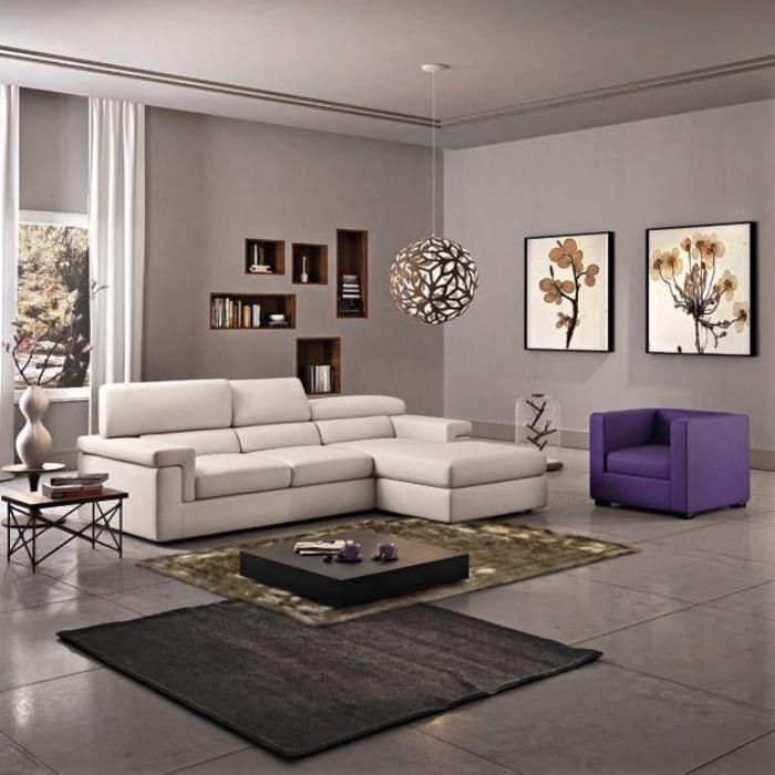 canapé-poltronesofa-table-basse-décor-moderne-minimaliste