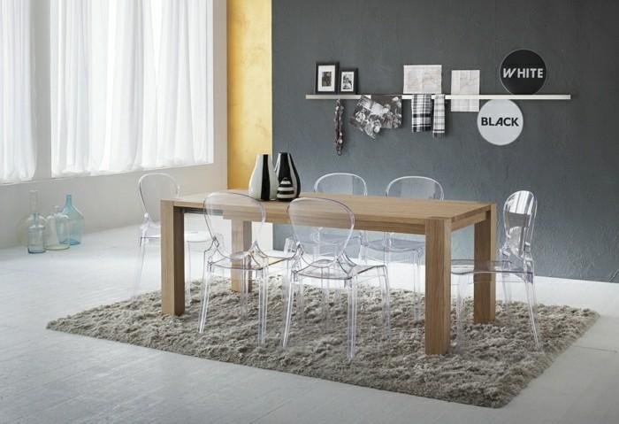 Pourquoi choisir la chaise design transparente for Chaise ikea salle a manger