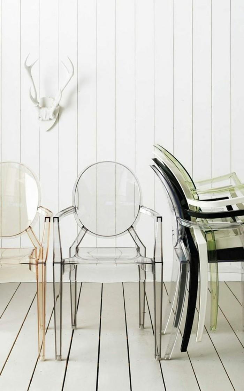 Pourquoi choisir la chaise design transparente for Chaise de bar transparente